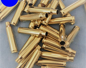 5.56mm Empty Spent Brass Bullet Casings Matching AR15 Shells Cleaned, Inspected & Polished