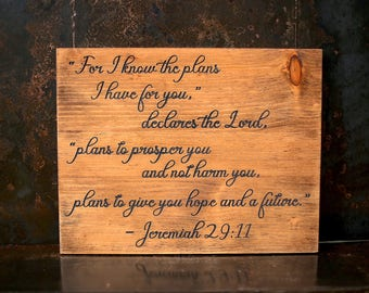 Custom Rustic  Wood Sign | Personalized wood sign | Rustic Sign Decor | Engraved wooden signs