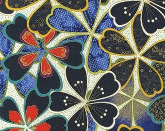 Japanese SATSUKI Robert KAUFMAN 11992 patchwork fabric
