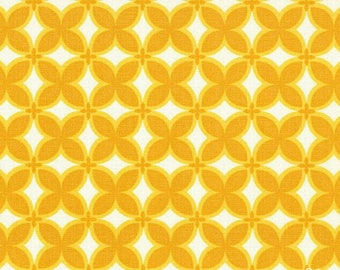 Rise & Sunshine of Camelot fabrics yellow patchwork fabric