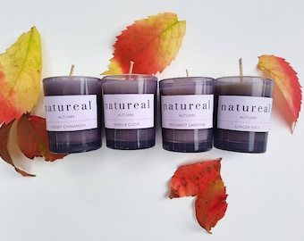 Autumn Candle Set
