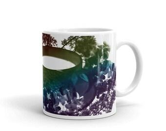 Tea for Geeks Rainbow Mug