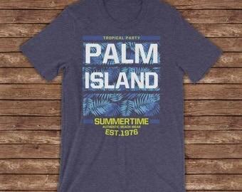 Palm island Etsy