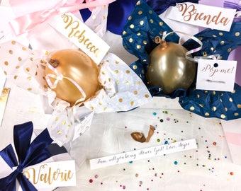 Will you be my Bridesmaid? Balloon box - Direct Shipping
