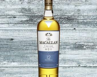 Macallan 12 Years Print