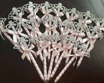 20 Baby Shower PRINCESS pens Favors for girl