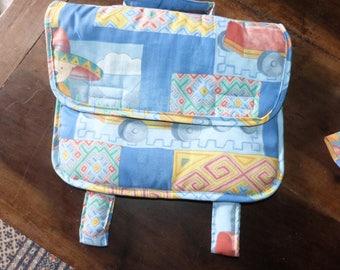 My first nursery school satchel