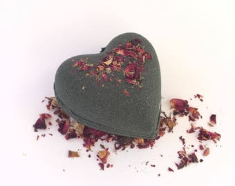 Anti-Valentines Day Bath Bomb
