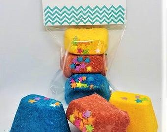Festive trio - bath bombs