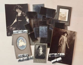 Vintage Photo Collection - 1920-1940's