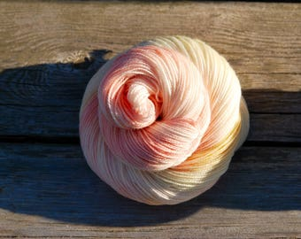 Hand Dyed Sock Yarn - Once Upon a Stitch