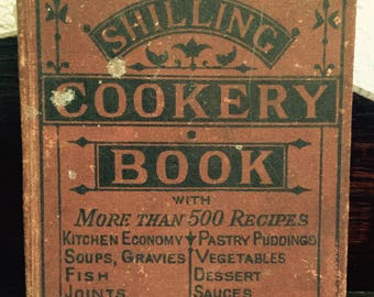 Colllectable - Mrs Beeton's Shilling Cookery Book