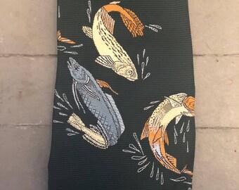 Bass Necktie by Dumas de Paris