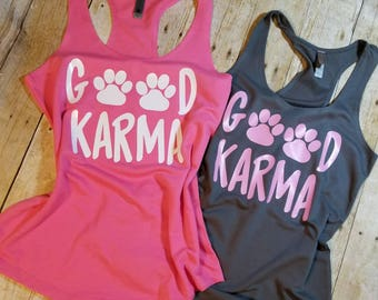 Good karma tanks