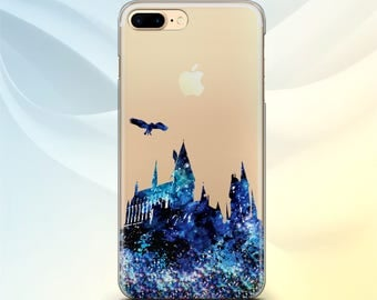 Hogwarts iPhone 7 case Hogwarts Samsung S8 Harry Potter case Google Pixel castle case iPhone 6S case Samsung S7 case LG G6 case iPod Touch 6