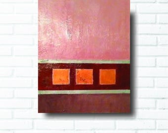 modern abstract painting home decor