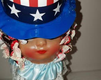 Liberty Tootsie Roll Girl