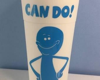 Mr. Meeseeks-themed Coffee Tumbler