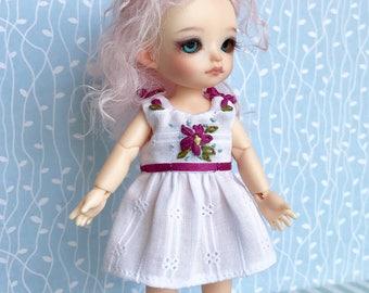 White dress for Lati White SP