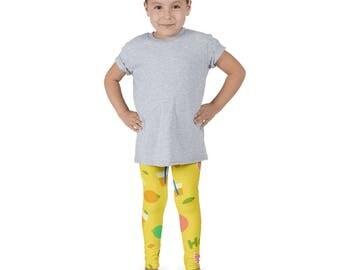 Very Citrus-Ade Kid's leggings