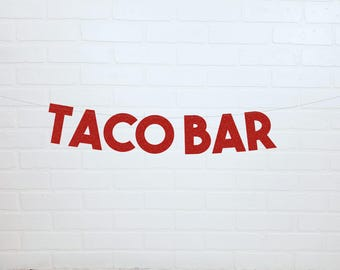 Taco Party Banner | Taco Banner | Taco Bout A Party | Taco Bout A Party Banner | Taco Party | Cinco De Mayo | Fiesta Party | Fiesta Banner