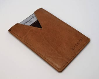 Exentri City Wallet   Leather Slim Wallet