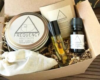 Positivity Aromatherapy Gift Set