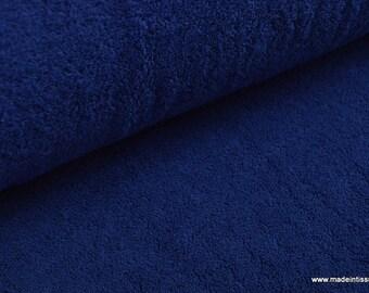 Terry fabric for bib 0/6 months - 22cm x 30 cm