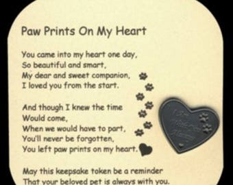 Death Of A Pet Dog Gift