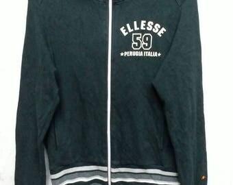 Vintage ellesse sweater ladies L