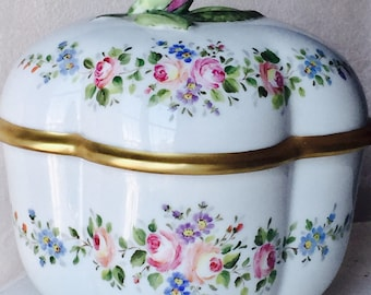 Limoges, France jewellery box