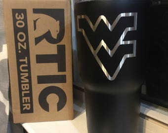 West Virginia University Rtic, Wvu Rtic, Wvu Yeti, West Virginia University Yeti, Wvu,Mountaineers  RTIC, Mountaineers  YETI, WVU