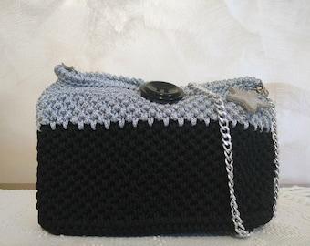 "Small shoulder bag ""Ace"" handbag for the bare minimum"