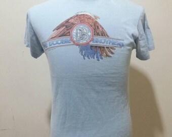 Vintage rare 70s the doobie brothers tour concert shirt