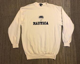 Vintage 90s Nautica Crewneck