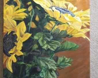 Impostors ( EpittmanArt ) ; sunflowers