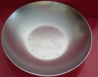 Kensington Aluminium Ware Bowl