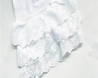 Little Princess Lace Bibs, White Lace Fancy baby bib, Little girl Church bib, Cute lace baby bib, Adjustable bib infant bib baby bib