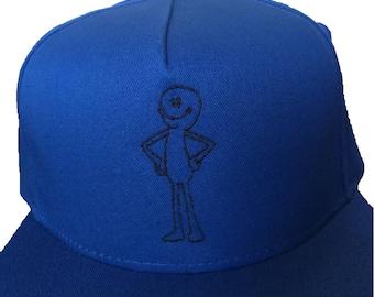 Mr. Meeseeks Embroidered Hat