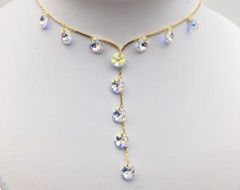 Swarovski Elements Crystal necklace Free shipping