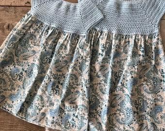 Dress all Crochet