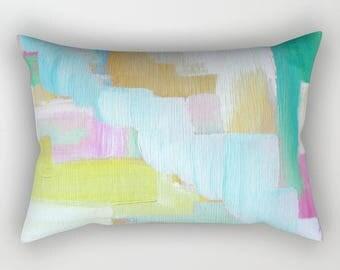 Lumbar Pillows -  INCLUDES insert and zipper - Lumbar Throw Pillow