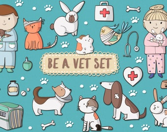 Be A Vet Set