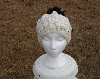 Knitted Hat/Knit Hat/Unisex Knitted Hat/Beanie Hat/Knit Beanie Hat/Knitted Cap/Knit Cap