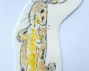 The Velveteen Rabbit Cake Topper