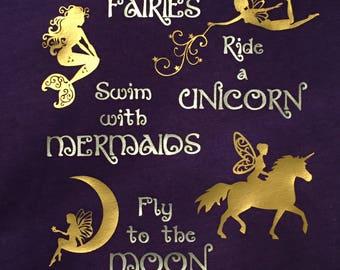 Fantasy tee shirt