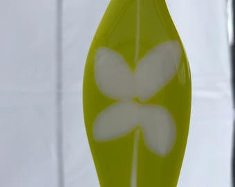 Surfboard Sun-catcher Fused Glass