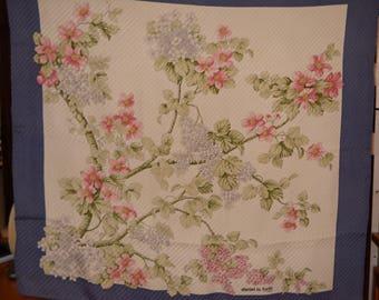 1960 Silk scarf - Daniel La Foret