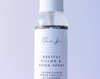 Restful Pillow & Room Spray