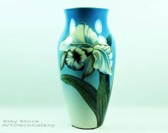 Royal Copenhagen Vintage Big Size Porcelain Vase